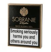 3 Cartons Sobranie Black Russian